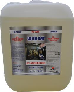 """Ölneutralisator """"WS 2800-10"""" - gelbsichtig - 10 l"""