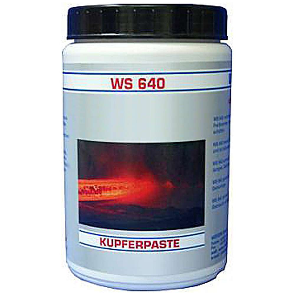 "Copper paste ""WAS 640-1000 - copper-colored - 1000g tin"