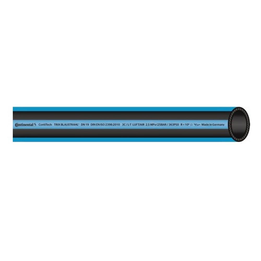 TRIX BLAUSTRAHL - Pressluftschlauch - Innen-Ø 6 bis 42 mm - 25 bar - 40 m - Preis per Rolle