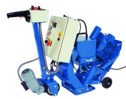 Kulblästermaskin - 1-8DPS55 - 80 m²/h - arbetsbredd 200 mm