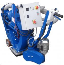 Kulblästermaskin - 1-10DPS75 - 120 m²/h - arbetsbredd 200 mm