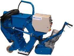 Kugelstrahlmaschine - max. 250 m²/h auf Beton - Arbeitsbreite 380 mm - selbstfahrend - 15 kW