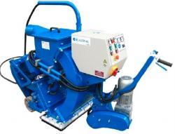 Kugelstrahlmaschine - max. 400m²/h auf Beton - Arbeitsbreite 550 mm - selbstfahrend - 2 x 11 kW