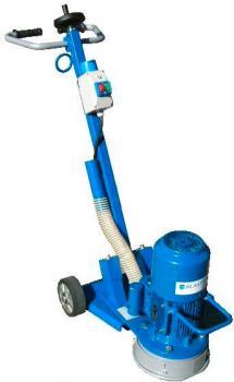 Bodenschleifmaschine - Arbeitsbreite 250mm - 2,2 kW / 230V - BLASTRAC BGS-250