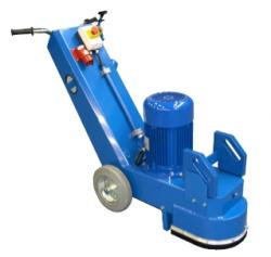 Floor grinder - working width 250mm - 5,5 kW / 400V - BLASTRAC BG-250