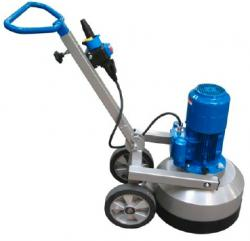 Floor grinder - working width 435mm  - 2,2 kW / 230V - BLASTRAC BMG-435