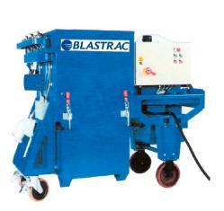 Blastrac Sug - 854 DCS - 650 m³ / h - anslutningar Ø 150mm - pneumatisk Re