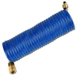 Spiral hose - working length 4.0 m - flexible