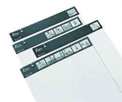"""Etichette Script  """"LISTA"""" - risma 2 A4 rispettivamente 6/12 etichette - 210/105x"""