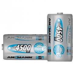 Laddningsbara batterier - 4 st - baby C Batteri - Kapacitet 4500 mAh