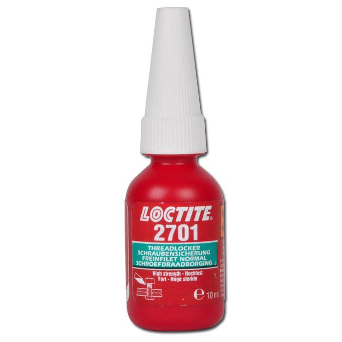 Schraubensicherung Anaerobe - Loctite 2701 - hochfest - 10-250 ml