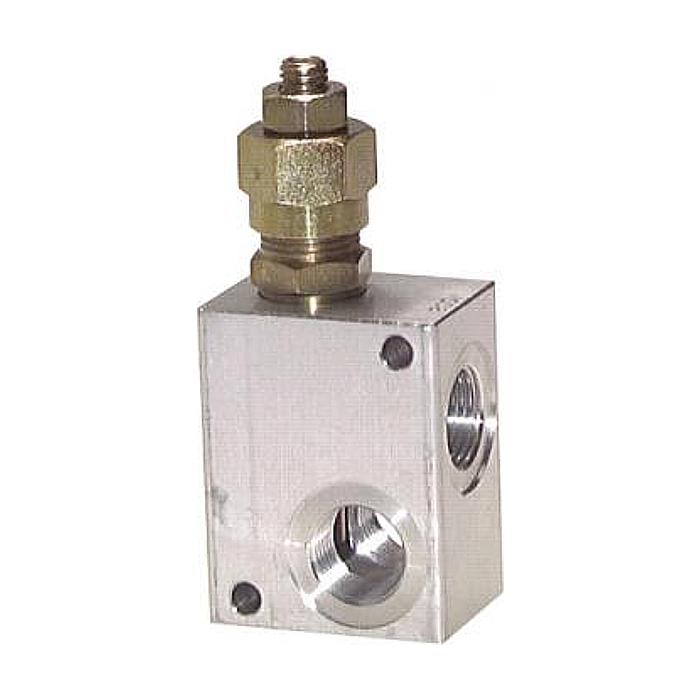 Pressure Regulators For Pipeline Constructions - Directly Controlled - Nominal F