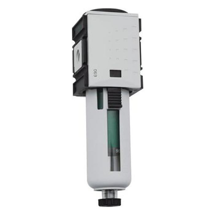 Filtre sous-microscopique  Futura - 16 bar - jusque  1200l/min - 0.01 µm - vidan