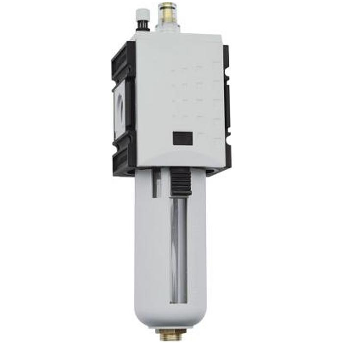 Lubrificateur pour air comprimé série Futura - min 8000 l / - 16 bar