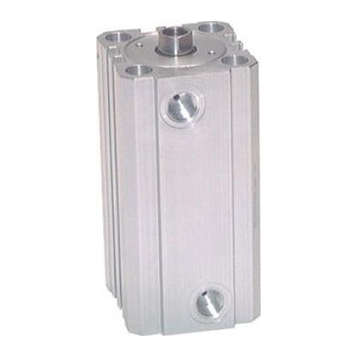 Kompaktzylinder - ISO 21287 - doppeltwirkend - Kolben-ø 20 mm bis 100 mm - Hub 5
