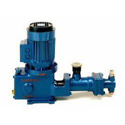 Chemical Injection Pump With Variable Output