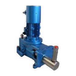 Grande pompa dosatrice ad alta pressione - max. 1180 l / h - max. 66 bar - max. 11 kW - corsa / min 114 - per prodotti chimici