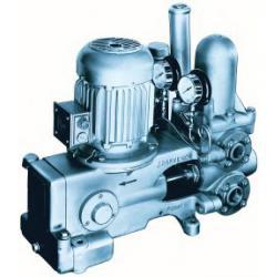 Pompa di alimentazione media caldaia - max. 4320 l / h - max. 15,8 bar - max. 4 kW - corsa / min 185 - doppio effetto