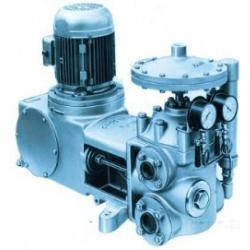 Pompa di alimentazione grande caldaia - max. 11365 l / h - max. 11 bar - max. 7,5 kW - anche per merci pericolose liquide