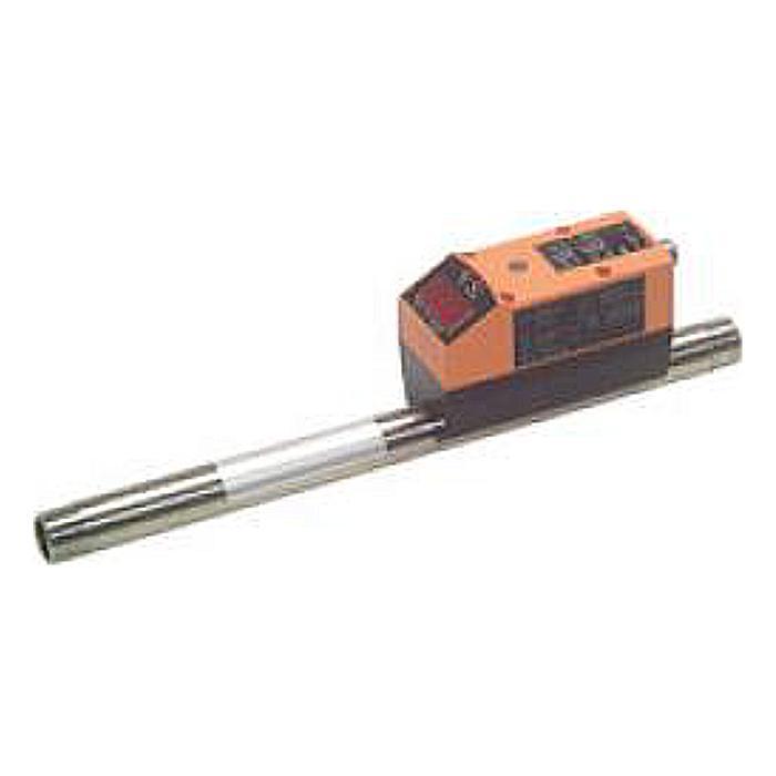 Luftverbrauchsmesser - Druckluftzähler - Ansprechzeit 100 ms