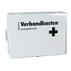 """Førstehjælp kit """"OSLO"""" - med påfyldning standard - i henhold til DIN 13 169"""