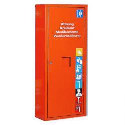 Anbausafe - Notfallmedizin - gefüllt - verschließbar
