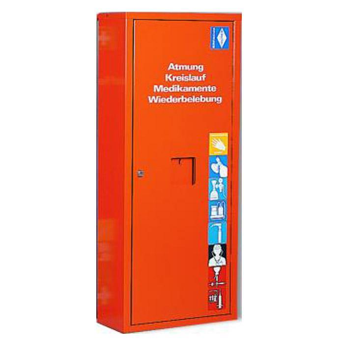 Voksende Safe - Emergency Medicine - fyldt - lukket
