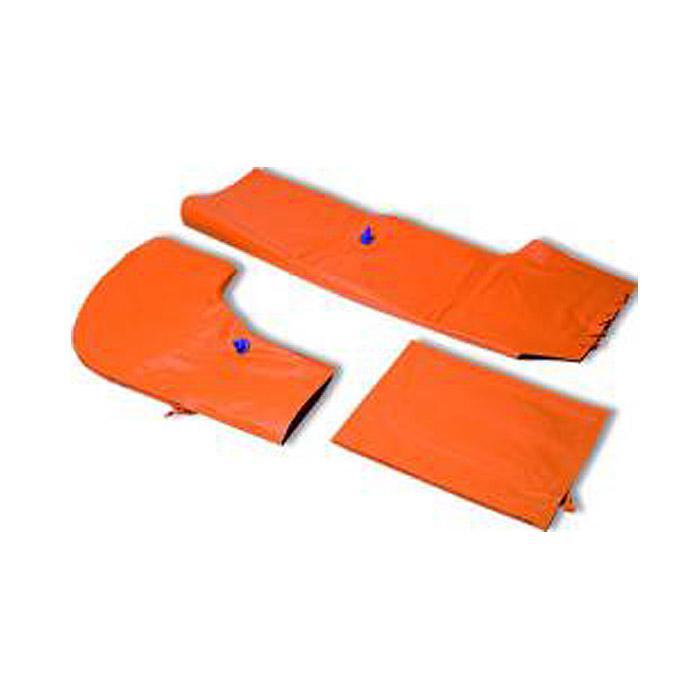 Pneumat 4-Kammerschiene PA Kissen zur Schienung