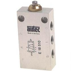 Limit Switch - 5/2-Way Pneumatic Limit Switch - G 1/8""