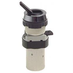 5/2-Wege-Tasterventil M5 für Schalttafeleinbau Ø 30,5 mm - Kippschalter - 11 N