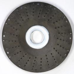 Schleifscheibe - Klinge 2,5 mm - Grob - max 11000 U/min - Stahlblech