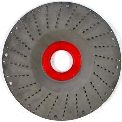 Schleifscheibe - Klinge 2 mm - Mittel - max 11000 U/min - Stahlblech
