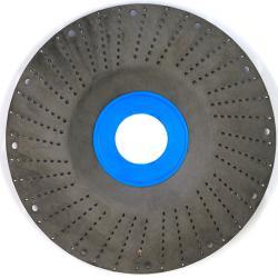 Schleifscheibe - Feinklinge 1,5 mm - max 11000 U/min - Stahlblech