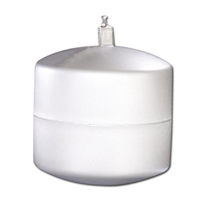 Flottör - Rostfritt stål - För stora och medelstora flottörventiler