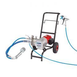 GIOTTO elektrisk Airlesspump på körvagn - 230 V