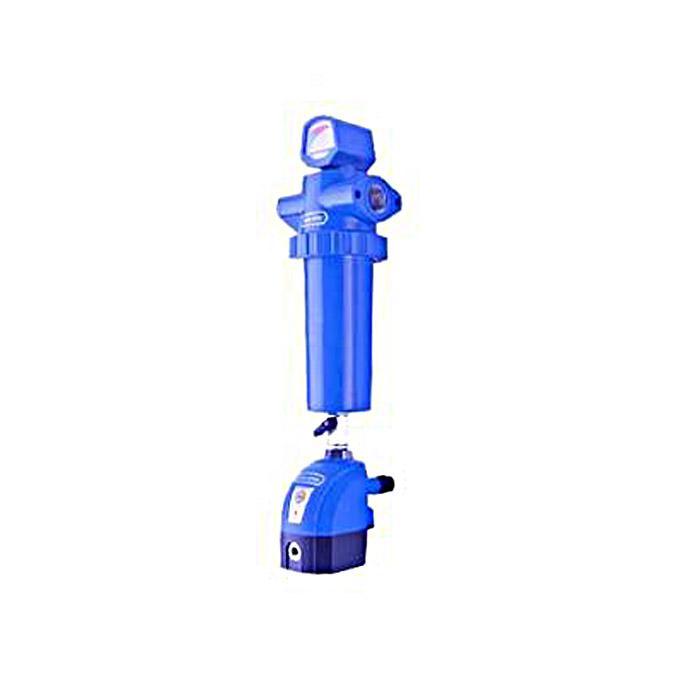 "Finfilter ""ultra.pure FF ultra.plus"" - inklusive energimonitor och ultra.drain"