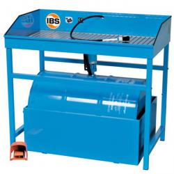 IBS Parts Cleaning Device Type M - Max lifting capacity. 150 kg - 200 l barrel