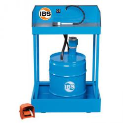 IBS Parts Cleaning Device Type BK 50 - 50 l barrel - load 50 kg
