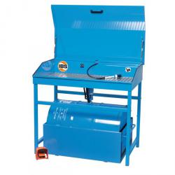 IBS Parts Cleaning Device Type MD - load 250 kg - 200 l barrel