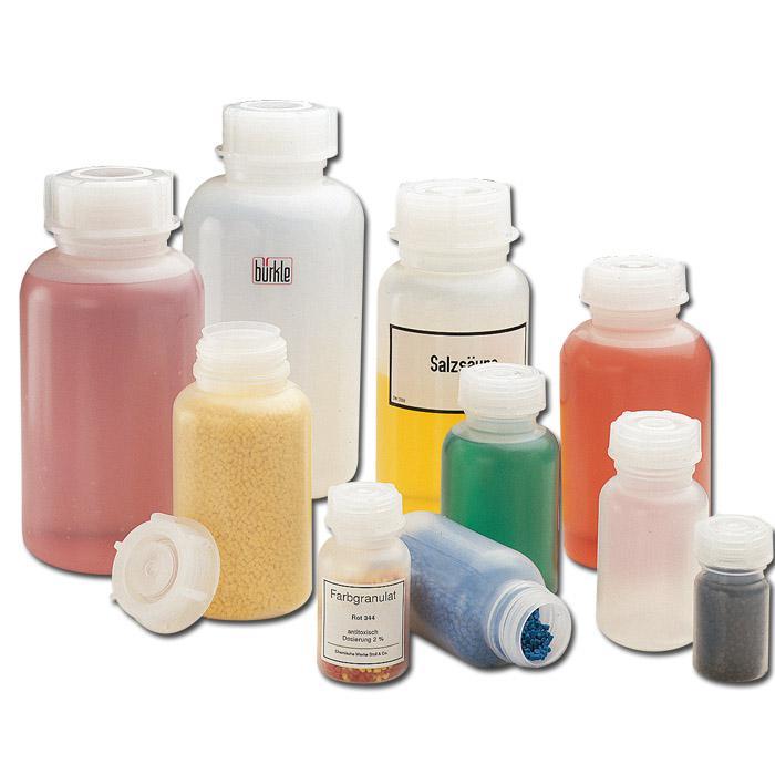 Weithalsflasche - LDPE/PP - 50-2000 ml