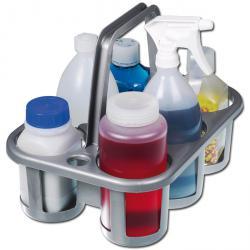 Flaskbärare - HDPE - max. Ø 95 mm - för 6 flaskor