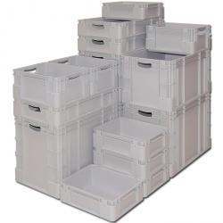 Lager- und Stapelbehälter - 11-80 l - versch. Größen
