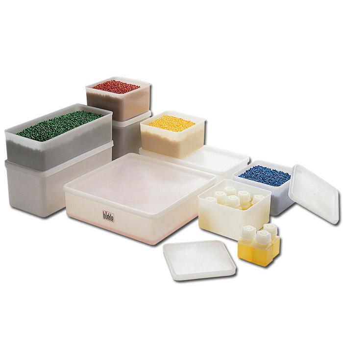 Allzweckdosen - vierkant - versch. Größen. - 500-3200 ml