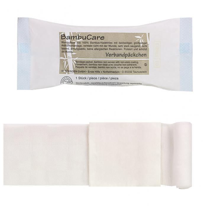 bambucare komprimering bandage i peel pack. Black Bedroom Furniture Sets. Home Design Ideas