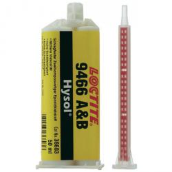 Loctite 9466 2 K Epoxid-Klebstoff - hellbeige