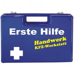 """Verbandkoffer """"PREMIUM"""" B-SAFETY"""" - für Handwerk/KFZ-Werkstatt"""