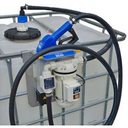 AdBlue ® PRO / BASIC - bränslepåfyllning set - med automatisk / manuell pump munstycke
