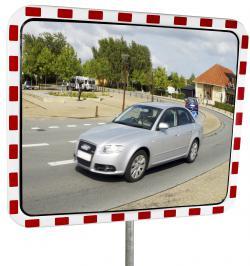 Verkehrsspiegel - Acryl - 100 x 120  cm