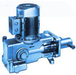 Pompa dosatrice per alta pressione media - max. 750 l / h - max. 125 bar - max. 3 kW - corsa / min 100 - per prodotti chimici