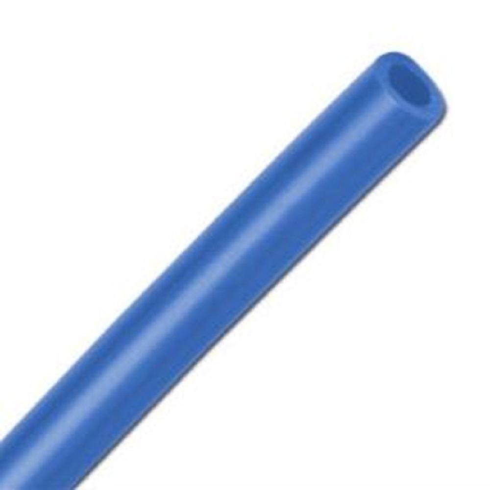 Polyethylen-Schlauch - säurebeständig - blau - Schlauch-Ø außen x innen  4 x 2 bis 14 x 11 mm - Preis per Rolle und Meter